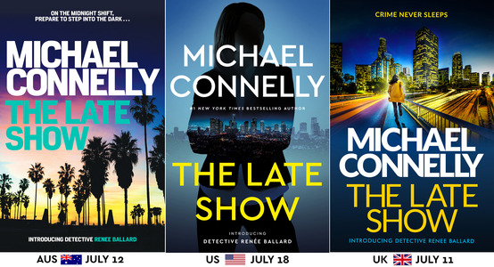 The Late Show covers